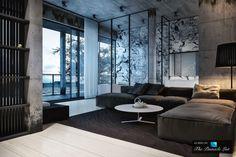 Simply Elegant House at the Lake Interior Design Concept by Igor Sirotev