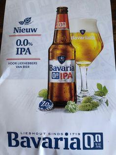 Bavaria IPA 0.0% alcohol Corona Beer, Ipa, Bavaria, Beer Bottle, Alcohol, Drinks, Food, Rubbing Alcohol, Drinking