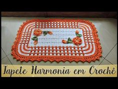 TAPETE HARMONIA/ DIANE GONÇALVES - YouTube