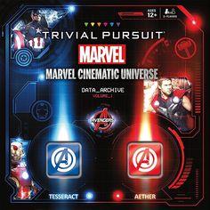 TRIVIAL PURSUIT: Marvel Cinematic Universe