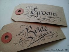 Are you hosting a birthday celebration or event? Calligraphy will help you take care of the finer details and set the tone of your celebrations. Wedding Favor Tags, Wedding Place Cards, Wedding Day, Calligraphy Handwriting, Wedding Calligraphy, Place Names, Birthday Celebration, Special Occasion, Invitations