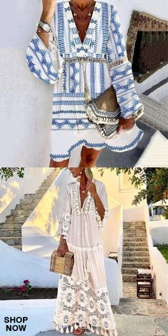 Hoplady is a global online store for fast fashion, trendy women clothing for all season. various clothes style for you to choose. Fashion Tv, Fashion Over 50, Fast Fashion, Boho Fashion, Fashion Outfits, Cute Dresses, Casual Dresses, Short Dresses, Casual Outfits