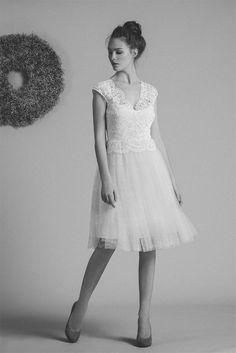 Robes de mariée - Atelier Anonyme - Collection 2017 | Modèle : Alexa | Photographe : Elodie Timmermans | Donne-moi ta main - Blog mariage