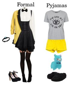 """Bill cipher"" by hastiabdolmalek ❤ liked on Polyvore featuring ASOS, Joseph, Kavu, Ted Baker, Topshop and Acorn"