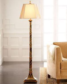 Bills work plum tree floor lamp embellishments art from old chinoiserie floor lamp traditional floor lamps aloadofball Choice Image