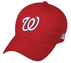Washington Nationals YOUTH Cap Adjustable Replica MLB Official Little  League Baseball Softball Replica Hat 88c338f1a565