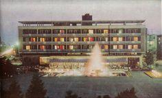 Hotel Bucuresti, Baia Mare Vintage, Vintage Comics