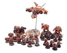 Squats Warhammer 40k