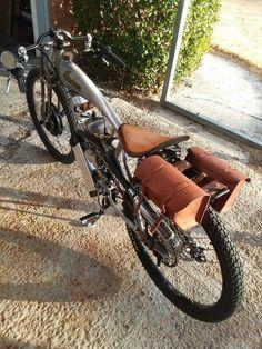 "Bicycle Winged Steel Kickstand 8/"" Cruiser Mount Chopper Lowrider Bike Chrome"