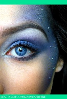 galaxy-inspired-makeup.jpg 600×880 pixels