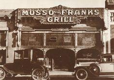 Musso & Franks