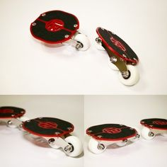 FreeRider is PalmSize Skateboard and Shoeless RollerSkate made by SoftDia in Korea. You can ride FreeRider as Roller skate, Board, Freeline and Heelys. Size is 11cmx11cmx6cm, 1.4kg(700g+700g)...https://freeridersoftdia.blogspot.com 프리라이더는 소프트다이아에서 만든 손바닥만한 스케이트보드 이고 신발없는 롤러스케이트 입니다. 스케이트보드, 인라인 스케이트, 프리라인 스케이트, 힐리스처럼 타실수 있습니다. 크기는 11cmx11cmx6cm, 1.4kg(700g+700g) 입니다. #PalmyBoard, #ShortBoard