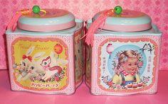Dumpling Dynasty tins... so cute!