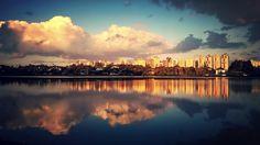 Barigui Park - Curitiba - Brazil - Shot by Fabio Riesemberg.