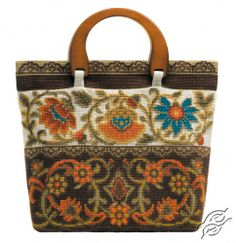 Tote bag - Ornament - Cross Stitch Craft Kits by RIOLIS - 1249