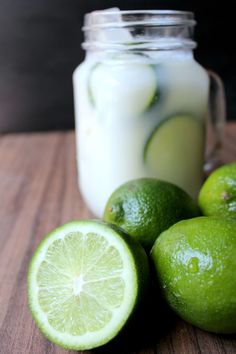 Brazilian Lemonade - this is one of the best drinks you will ever try in your en. CLICK Image for full details Brazilian Lemonade - this is one of the best drinks you will ever try in your entire life. Hands down. Refreshing Drinks, Summer Drinks, Fun Drinks, Cold Drinks, Healthy Drinks, Lime Drinks, Healthy Recipes, Non Alcoholic Drinks, Cocktail Drinks