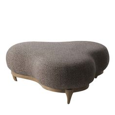Animalia Brown Ottoman Modern Ottoman, Modern Chairs, Brown Ottoman, Ottoman Stool, Ottoman Ideas, Boffi, Bedroom Furniture Sets, Bedroom Sets, Mid Century Modern Furniture