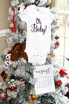Ways to announce pregnancy