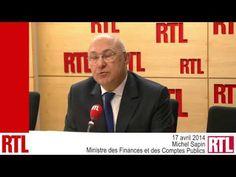 """La Politique VIDÉO - """"On ne peut pas continuer à s'endetter"""", selon Michel Sapin - http://pouvoirpolitique.com/video-on-ne-peut-pas-continuer-a-sendetter-selon-michel-sapin/"""