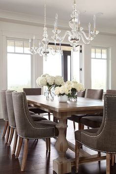 Decor Inspiration Ideas: Dining Room | nousDECOR.com