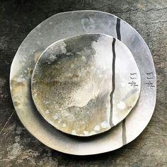 Wabi Sabi Plates. |