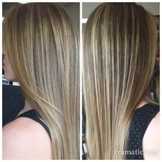 Another perfect highlight by KAYLA!#hairbykayla13#blonde#highlights#ombre#balayage#perfectio#perfect#beauty www.luciacsalon.com. 973-784-4343