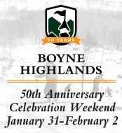 Join us as we celebrate 50 years of skiing history at Boyne Highlands! Experience an endless array of activities, plus live entertainment throughout the weekend, a Saturday evening tribute dinner party,  fireworks and sky lantern release over the slopes, and much more!  #boynehighlands http://www.boyne.com/BoyneHighlands/50years/CelebrationWeekend/celebrationweekend.html