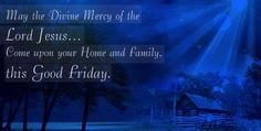 Good Friday Message