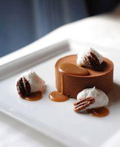 Bill Corbett's Absinthe Brasserie & Bar desserts. Chet's guide to SF restaurants.