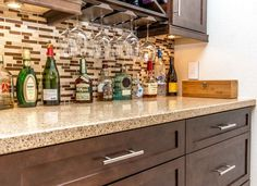 Custom Bar · Kitchen RemodelingMiamiBarUpdated ...