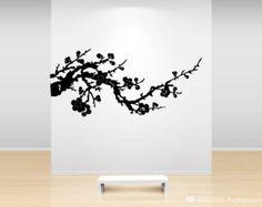 Cherry silhouette