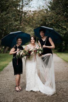 City Chic Stephen's Green Hibernian Club Wedding by Art Wedding Photography // www.onefabday.com