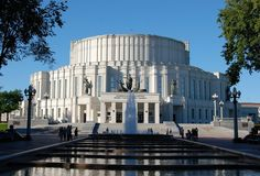 Opera and Ballet National Theatre, Minsk, Belarus
