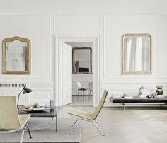 Inspiration from Fritz Hansen  #interior #furniture