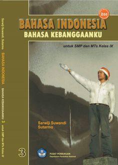 Download Buku Siswa KTSP SMP dan MTs Kelas 9 Bahasa Indonesia Bahasa Kebangganku