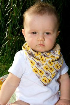 Look at Baby Z, who is the model. This little scarf is the CUTEST thing ever. Go here to order cute gifts!!!!