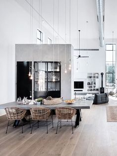 There are so many different kitchen lighting fixtures to choose from and the variety might just be a little overwhelming, that's why we've decided to help narrow your focus with these 6 stunning lighting ideas from Franke.