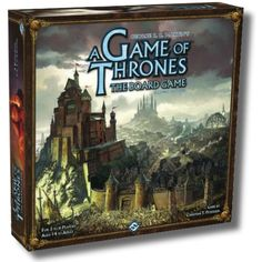 Game of Thrones Board game (English) - Merchandise - Board Game, Game of Thrones - Musik - CDON.COM  I want this too, but it's like 60$ wherever we find it.