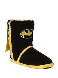 HOTTOPIC.COM - DC Comics Batman Slipper Boots