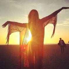 The hippie in me xoxo