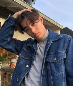 Image discovered by ─── 𝐌𝐎𝐑𝐆𝐀𝐍𝐄. Find images and videos about pretty, kpop and boy on We Heart It - the app to get lost in what you love. Asian Men Hairstyle, Imaginary Boyfriend, Celebs, Celebrities, Face Claims, Boyfriend Material, Pretty Boys, Cute Guys, Ulzzang