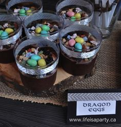How to train your dragon chocolate rocks@centeral market buy easter robbins eegs for the dragon eggs