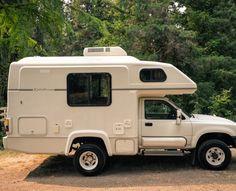 Toyota Motorhome, Mini Motorhome, Toyota Camper, Toyota Van, Hilux Camper, 4x4 Camper Van, Car Camper, Small Camper Trailers, Tiny Camper
