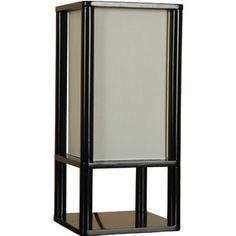 $29 walmart. mainstays etagere floor lamp - walmart | nursery
