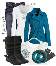 Winter outfit....I really really really would love to have these clothes