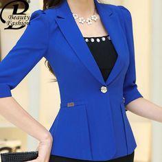 Dress Suit Women 2016 NEW summer OL Business Formal Office Dress Suit  Work One Button Uniform Designs Women Suit Blazer+Dress