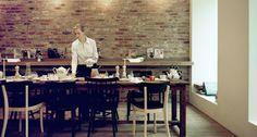 High tea in Townhouse Designhotel Maastricht