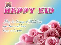 Eid Mubarak Picture Quotes