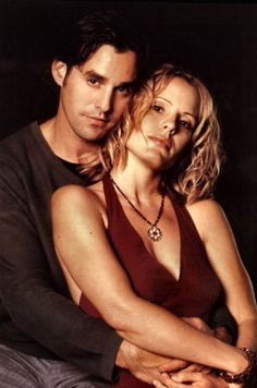 Xander & Anya : Buffy the vampire slayer