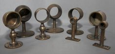 Antique Brass Fittings and Manufacture - Bar Fittings Brass Knuckles, Brass Fittings, Polished Brass, Antique Brass, Candle Holders, Chrome, Hardware, Place Card Holders, Steel
